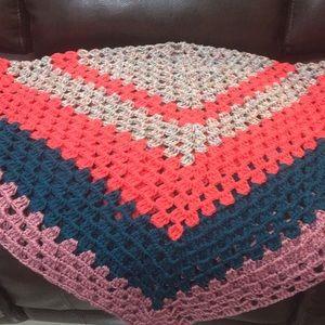 Other - Crochet quilt/throw